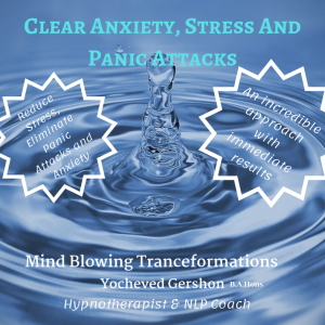 Clear Anxiety – Workshop