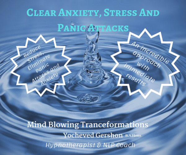 Workshop to clear anxiety, stress and panic attacks