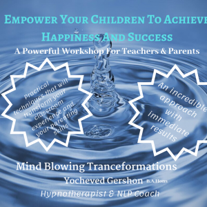 Empowering Children For Success – Workshop