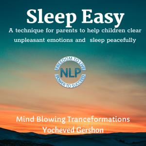 Sleep easy - release unpleasant emotions